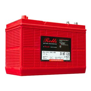 Rolls S170 Series 4000 12Volt Battery