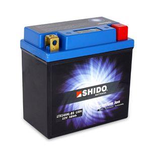 YTX14AHL-BS Shido Lithium Motorcycle Battery LiFePO4 LTX14AHL-BS Q