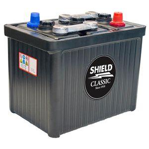 Type 511 Classic Car Hard Rubber Battery 6V 103Ah