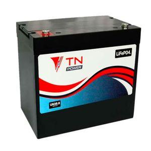 TN POWER 84Ah Lithium Leisure Battery LiFePO4