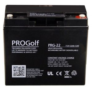 PRG-22 ProGolf Golf Trolley Battery 22Ah