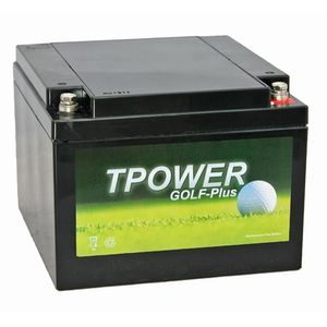 TP26-12 TPOWER Golf Trolley Battery