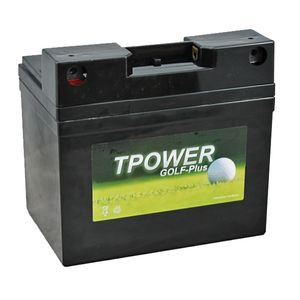 TP34-12 TPOWER Golf Trolley Battery with T-Bar Adaptor