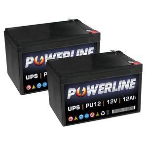 PU212 Powerline UPS Battery Pack