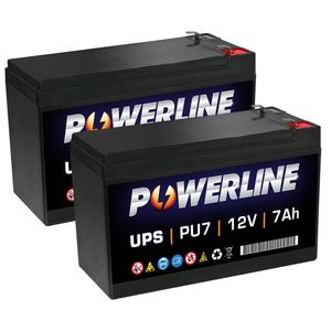 PU27 Powerline UPS Battery Pack