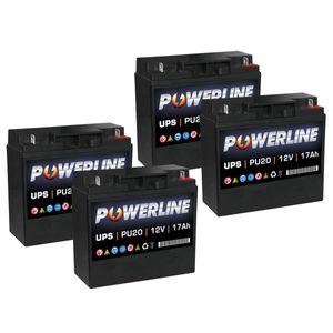 PU420 Powerline UPS Battery Pack