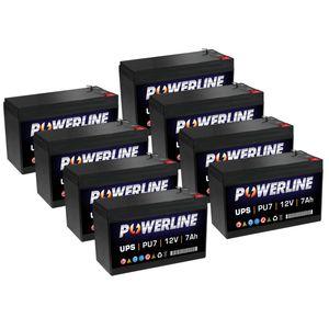 PU87 Powerline UPS Battery Pack