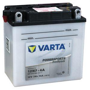 12N7-4A Varta Batterie De Moto 507 013