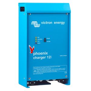 Victron Phoenix 12/50 3 Battery Charger 12V 50A PCH012050001
