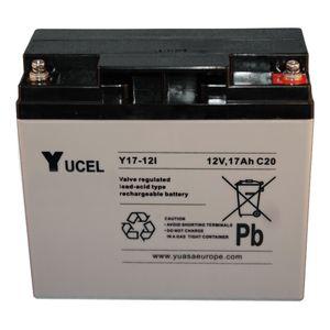 Yuasa Yucel Y17-12i VRLA/AGM Battery