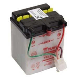 Yuasa YB2.5L-C-1 Motorcycle Battery