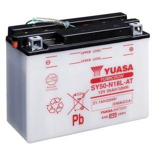 Yuasa SY50-N18L-AT Motorcycle Battery
