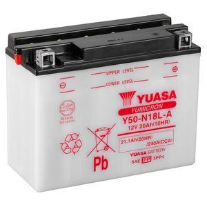 Yuasa Y50-N18L-A Motorcycle Battery