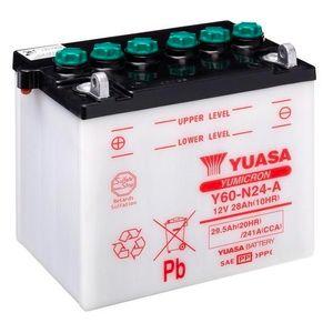 Yuasa Y60-N24-A Motorcycle Battery