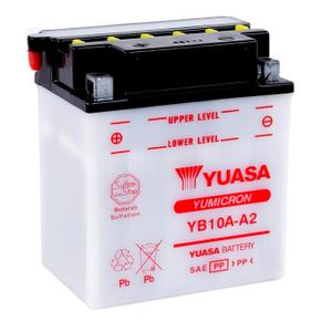 Yuasa YB10A-A2 Motorcycle Battery