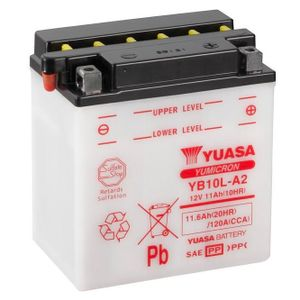 Yuasa YB10L-A2 Motorcycle Battery