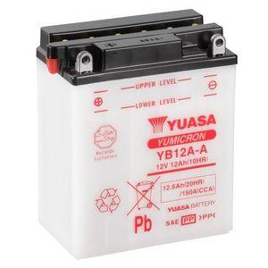 Yuasa YB12A-A Motorcycle Battery
