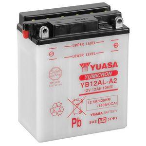 Yuasa YB12AL-A2 Motorcycle Battery