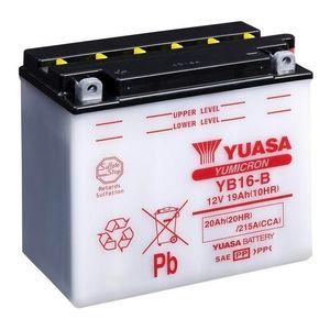 Yuasa YB16-B Motorcycle Battery