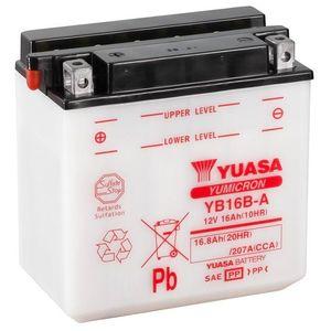Yuasa YB16B-A Motorcycle Battery