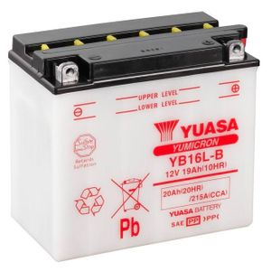 Yuasa YB16L-B Motorcycle Battery