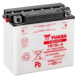 Yuasa YB18L-A Motorcycle Battery