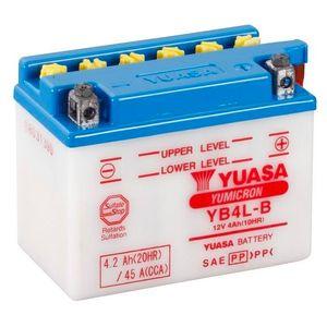 Yuasa YB4L-B Motorcycle Battery