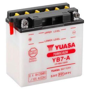 Yuasa YB7-A Motorcycle Battery