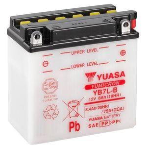 Yuasa YB7L-B Motorcycle Battery