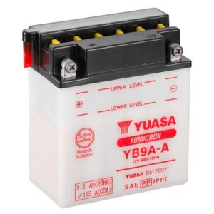 Yuasa YB9A-A Motorcycle Battery