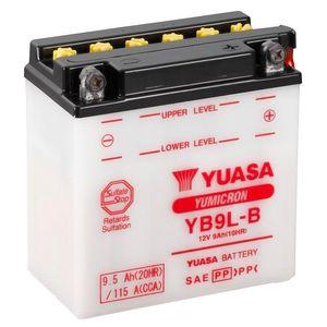 Yuasa YB9L-B Motorcycle Battery