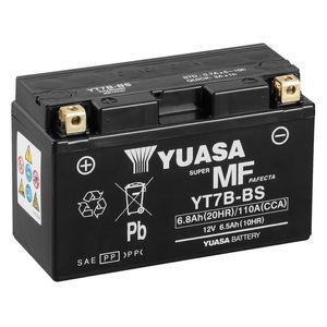 Yuasa YT7B-BS Motorcycle Battery