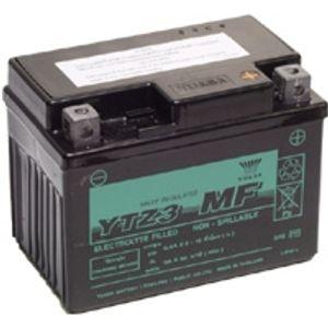 Yuasa YTZ3 High Performance MF Motorcycle Battery