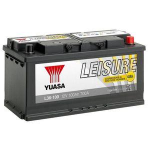 L36-100 Yuasa Leisure Battery 12V 100Ah