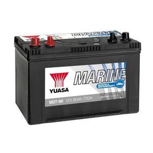 M27-90 Yuasa Marine Battery 12V 90Ah