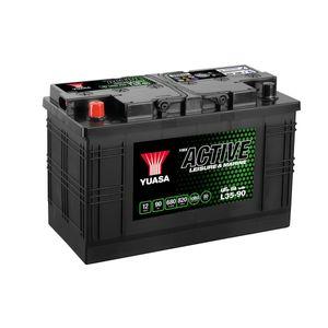 L35-90 Yuasa Leisure Battery 12V 90Ah