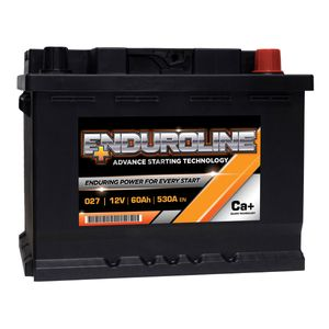 027 Enduroline Car Battery 60Ah