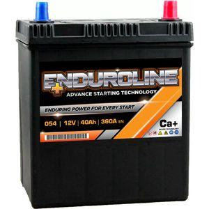 054 Enduroline Car Battery 38Ah
