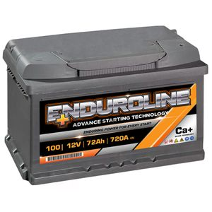 100 Enduroline Car Battery 68Ah