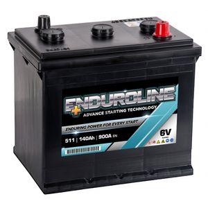 511 Enduroline 6V Classic Car Battery 140Ah