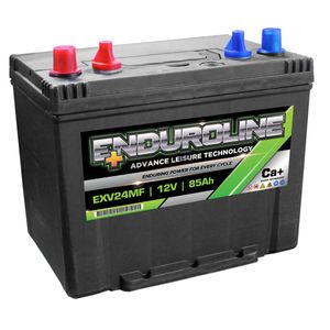EXV24MF Enduroline Leisure Marine Battery 85Ah