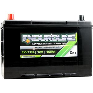 EXV115L Enduroline Calcium Leisure Battery 12V