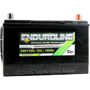 EXV115R Enduroline Calcium Leisure Battery 12V