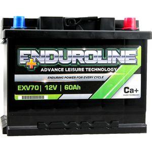 EXV70 Enduroline Leisure Battery 12V