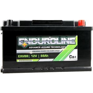 EXV88 Enduroline Leisure Battery 12V