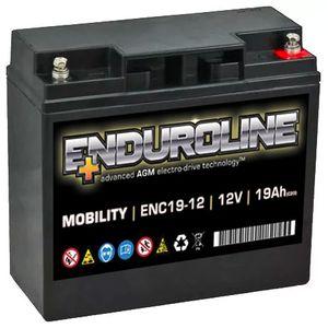 ENC19-12 Enduroline Mobility Battery 12V 19Ah