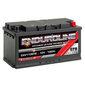 EXV110EFB Enduroline Leisure Battery 100Ah