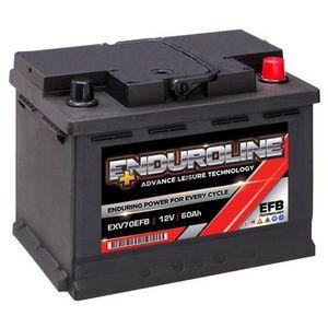 EXV70EFB Enduroline Leisure Battery 60Ah