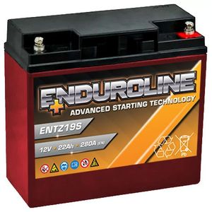 ENTZ19S Enduroline Advanced Motorcycle Battery YTZ19S