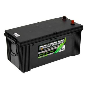 EXV220 Enduroline Heavy Duty Calcium Leisure Battery 12V
